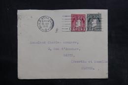 IRLANDE - Enveloppe De Baile Atha Cliath Pour La France En 1931 - L 35792 - 1922-37 Stato Libero D'Irlanda