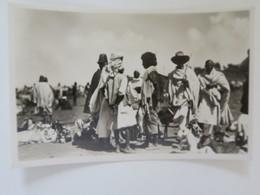 IT - ERYTHREE - ERITREA - Mercanti Abissini Di Bestiame - Marché Aux Bestiaux Abyssins - Eritrea
