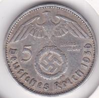 5 Reichsmark 1936 A (BERLIN) Paul Von Hindenburg, En Argent - [ 4] 1933-1945 : Third Reich