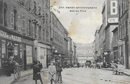 29)   BREST  RECOUVRANCE  -  Rue Du Pont - Brest