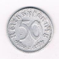 50 PFENNIG  1935 J  DUITSLAND /5519/ - [ 4] 1933-1945 : Third Reich
