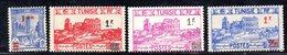 APR1910 - TUNISIA 1940, Serie Yvert N. 223/226  ***  MNH (2380A) - Nuovi