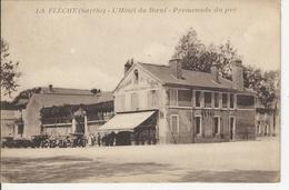 La Fleche L'hotel Du Boeuf Promenade Du Pre - La Fleche