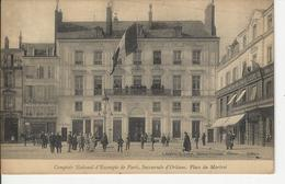 Comptoir National D'escompte De Paris Succursal D'orléans Place Du Martoi - Orleans