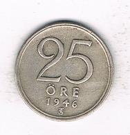 25 ORE  1946  S ZWEDEN /5535/ - Suède