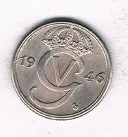 25 ORE  1946   ZWEDEN /5536/ - Suède