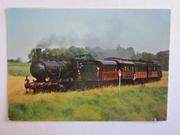Train AJECTA Le Train Touristique Chinon Richelieu - Trains