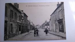 Carte Postale ( V1 ) Ancienne De Decize , Faubourg D Allier - Decize