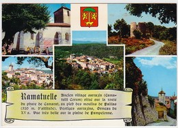 VAR - RAMATUELLE - Multivues - Blason - Ecusson - Ramatuelle