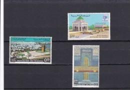 Marruecos Nº 622 Al 624 - Marruecos (1956-...)
