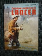 Pierre Lacouche: Techniques Modernes Du Lancer/ Editions Bornemann, 1978 - Sport