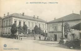 88 - BROUVELIEURES - L'hotel De Ville - Cafe Restaurant Michel - Brouvelieures