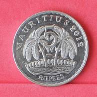 MAURITIUS 5 RUPEES 2012 -    KM# 56 - (Nº29974) - Mauritius