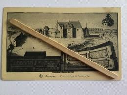 GENAPPE»L'ANCIEN CHÂTEAU DE HOUTAIN- LE - VAL(NELS )Édit E.P. DOHET- BAUDE - Genappe