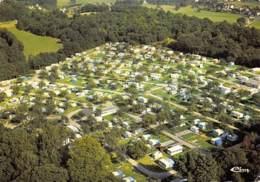 """Faulx-les-Tombes - Camping """"La Cascade De Jausse"""" - Vue Aérienne - Gesves"""