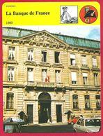La Banque De France. 1800. Napoléon Bonaparte. Emmanuel Crétet. Economie. - History