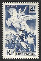 FRANCE  1945 -  Y&T  669  -  Libération    -  NEUF** - France
