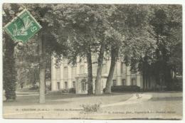 Belle Cpa EURE ET LOIR   15. CHAUDON  (E.et.L.)  .Chateau De Mormoulins - Other Municipalities