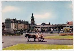 VOSGES - SAINT-DIE - Attelage - Gare Routière - Autobus - Saint Die