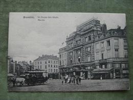 ST. JOSSE TE NODE - MARCHÉ ( Tram à Cheval ) - St-Joost-ten-Node - St-Josse-ten-Noode