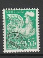 FRANCE PREO 1953-59 YT N° 118 ** - Preobliterados