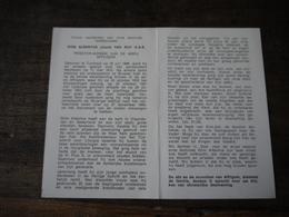 Aalst Affligem Turnhout + 1966 Priester Monnik Abdij Affligem - Religion & Esotericism
