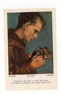 H. PRIESTERWIJDING PATER PASCAL KAPUCIJN / JOZEF TEUNS ..1954..MEERSEL-DREEF - Devotion Images