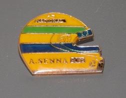 PIN AYRTON SENNA - F1