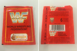 WWF World Wrestling Federation Figurine Album MERLIN Collections Mancolista - Lucha