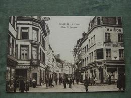 NAMUR - 4 COINS - RUE ST. JACQUES - Namur