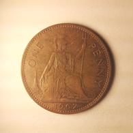 1 Penny Münze Aus Großbritannien Von 1967 (sehr Schön) - Sonstige