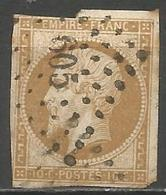 FRANCE - Oblitération Petits Chiffres LP 605 CAPELLE-EN-THIERACHE (Aisne) - Marcofilie (losse Zegels)