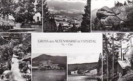 AK Gruß Aus Altenmarkt Im Yspertal - Mehrbildkarte  (42564) - Melk