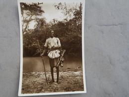 IT  - SOMALIE - SOMALIA ITALIANA - CACCIATORE INDIGENO - Chasseur Indigène - Somalie