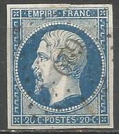 FRANCE - Oblitération Petits Chiffres LP 629 CASTELLANNE (Basses-Alpes) - 1849-1876: Période Classique