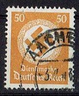 DR 1934 // Mi. 143 O - Officials