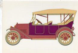 Chevrolet Baby Grand Touring Car  -  1914  -    Carte Postale - Turismo