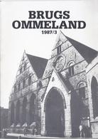 BRUGS OMMELAND 1987-3 SINT-JANSHOSPITAAL SINT-SALVATORSKATHEDRAAL DE ALFABETISATIEGRAAD TE VARSENARE - Histoire