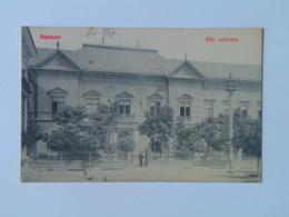 Hungary 201 Kaposvar 1918 Internat - Hungary