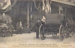 France 1904 Picture Postcard Carte Postale Voyage Du Président De La République Française En Italie - Uomini Politici E Militari