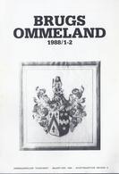 BRUGS OMMELAND 1988-1/2 BLANKENBERGE ERFGOED TE VARSENARE UILENSPIEGEL DAMME DISCALSENKERK GRAFSCHRIFTEN BRUGGE - History