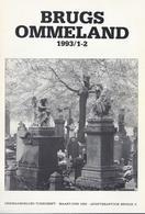 BRUGS OMMELAND 1993-1/2 BEGRAAFPLAATS ASSEBROEK BEELD H. MAGDALENA UIT DE VROUWENGEVANGENIS ORGEL KIEZERS & VERKIEZINGEN - Geschiedenis