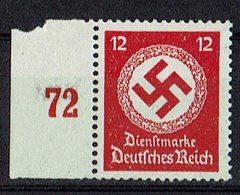 DR 1934 // Mi. 138 ** - Dienstpost
