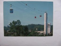 Singapore South Sentosa Cable Cars - Singapore