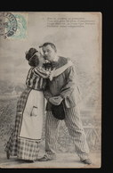 Lot606.....50 Cpa Couples - Cartes Postales