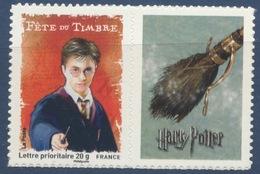 N° 114 Harry Potter Avec Vignettes Illustrées Faciale LP 20g - Adhésifs (autocollants)