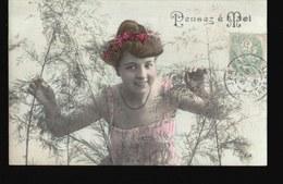 Lot607.....50 Cpa Femmes - Postcards