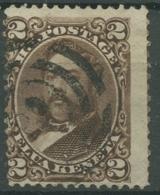 Hawaii 1871 König Kalakaua I. 20 Gestempelt - Hawaii