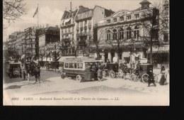 LOT608.....SELECTION 5 CPA PARIS - Postcards
