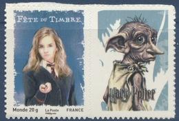 N° 116 Harry Potter Avec Vignettes Illustrées Faciale Monde 20g - Adhésifs (autocollants)